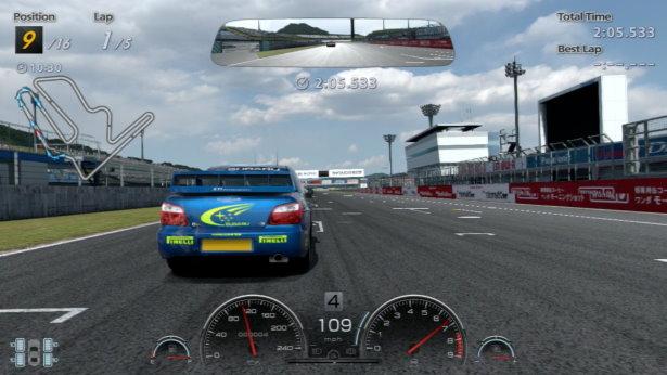 Sport Simulation Games - Gran Turismo 6