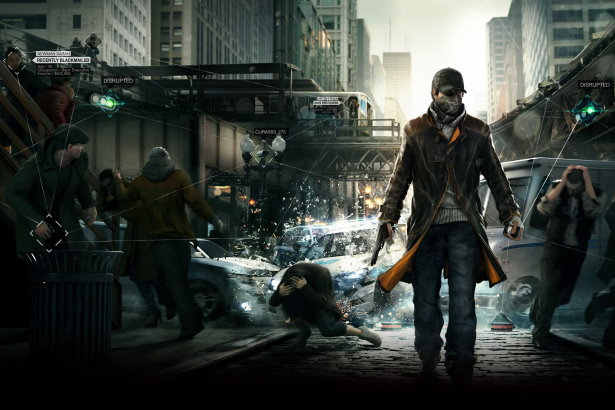 Action Games Reviews - Watch Dogs