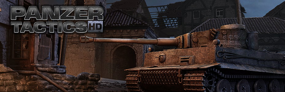 Panzer Tactics Rezension