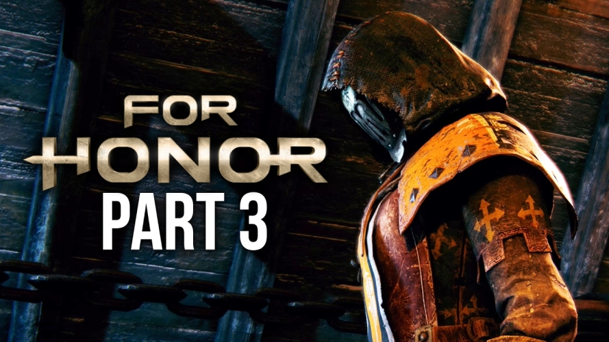 For Honor E3 Trailer