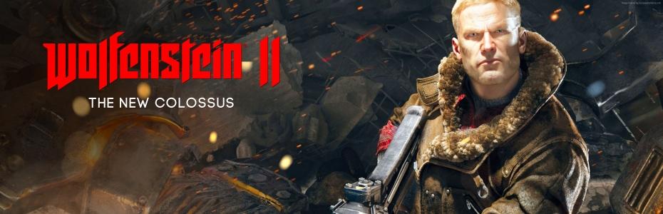 Wolfenstein 2 spielen