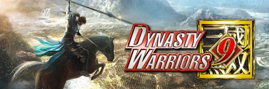 Playstation Games - Dynasty Warriors 9
