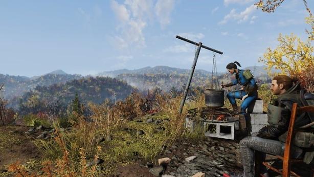 Bethesda Games - Fallout76