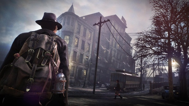 Spielszene The Sinking City