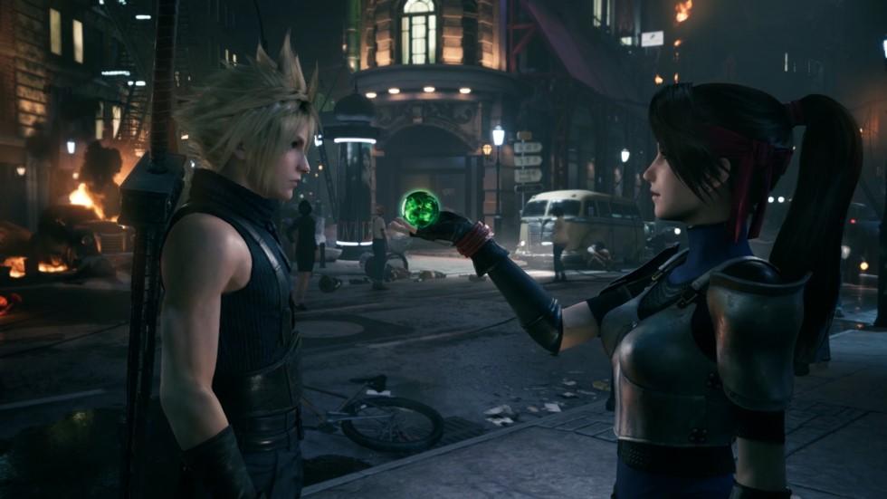 PC Games: Final Fantasy 7 Remake