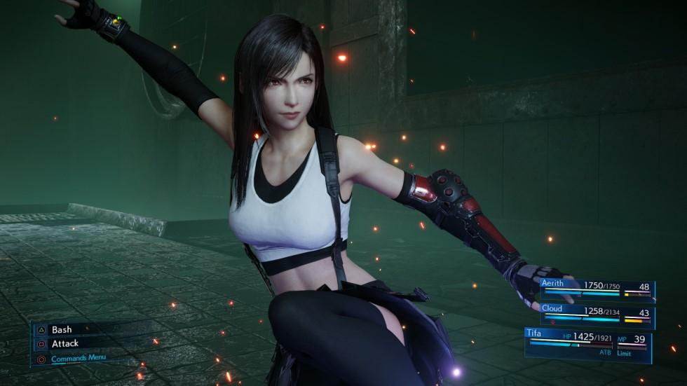 Action PC Games: Final Fantasy 7 Remake