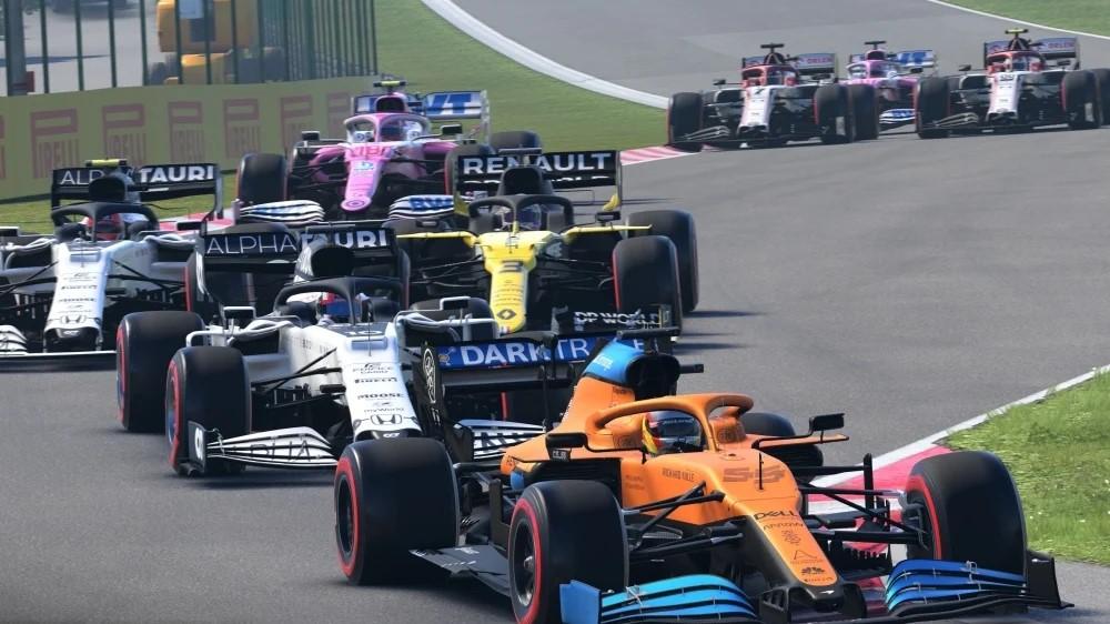 Formel 1 im Test