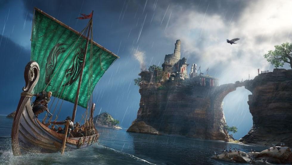 Assassin´s Creed: Valhalla Wikingerschiff