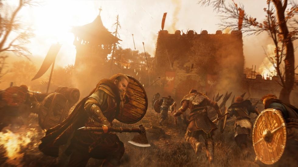 Assassin´s Creed: Valhalla Spielbericht