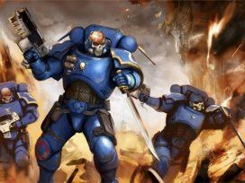 Warhammer 40K. Spiele Review