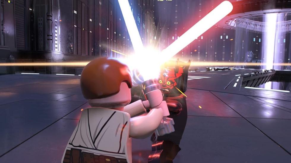 Das Beginnen der Macht: LEGO Star Wars