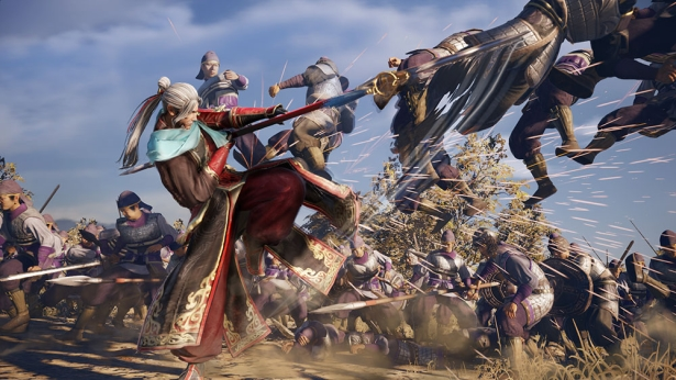 Spielberichte - Dynasty Warriors 9