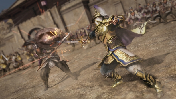 PS4 Spiele - Dynasty Warriors 9