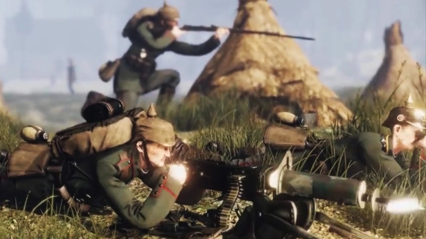 PC Spiele Preview - Tannenberg